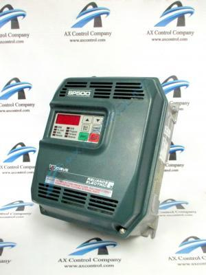 In Stock! Reliance SP500 5HP 9.9AMP AC Drive. Call Now! | Image