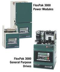 Reliance Electric Rockwell FlexPak 3000 50HP Drive. Call Now! | Image