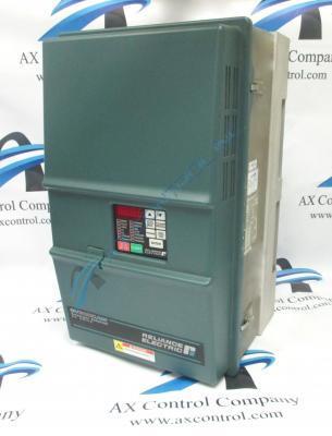 Reliance Electric GV-3000 Reliance Electric 50V4160 50HP 460V NEMA 1 GV3000/SE VTAC7 Vector Sensorle