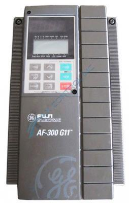 In Stock! GE General Electric Fuji AF-300 G11 AF300G11 5 HP Drive. Call Now! | Image