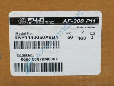 In Stock! GE General Electric Fuji AF-300 P11 50 HP Drive. Call Now! | Image