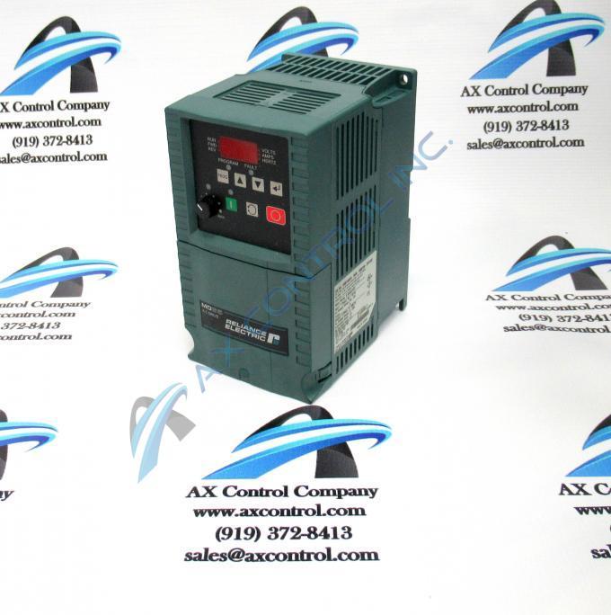 Reliance Electric 6MDDN-024102 15HP 480 VAC Brushless Servo Motor Controller | Image