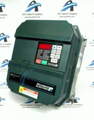 In Stock! Reliance Electric GV-3000 GV3000/SE 7.5 HP AC Drive. Call Now! | Image