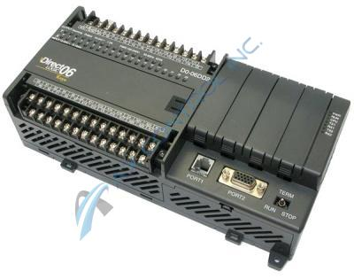 In Stock! Automation Direct Koyo PLC Direct 20 DC Input 16 DC Source Output w AC Power Supply. Call