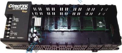 In Stock! Automation Direct Koyo PLC Direct 6 Slot Base with Internal 110/220 VAC Power Supply Modul