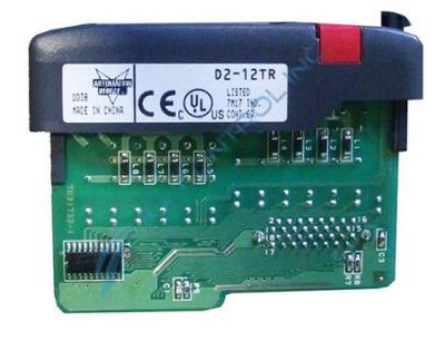 In Stock! Automation Direct Koyo PLC Direct 12 Point Relay Output Module. Call Now!   Image