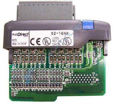 In Stock! Automation Direct Koyo PLC Direct 16 Point 110 VAC Input Module. Call Now! | Image