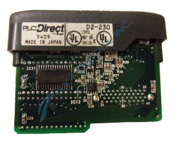 In Stock! Automation Direct Koyo PLC Direct CPU 2.4K Words W/1 RS232 Port Module. Call Now! | Image