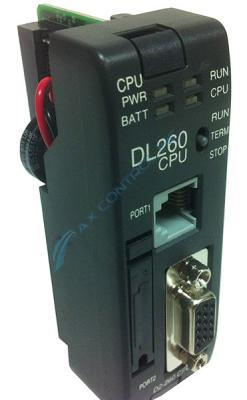 In Stock! Automation Direct Koyo PLC Direct CPU 30.4 Words W/1 RS232 RS422 RS485 Port. Call Now! | I