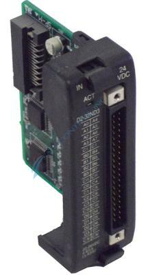 In Stock! Automation Direct Koyo PLC Direct 32 Point 24V DC Input Module. Call Now! | Image