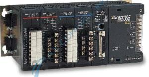 In Stock! Automation Direct Koyo PLC Direct 5 Slot Base Local VAC Module. Call Now! | Image