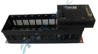 In Stock! Automation Direct Koyo PLC Direct 8 Slot Base Local VAC Module. Call Now! | Image