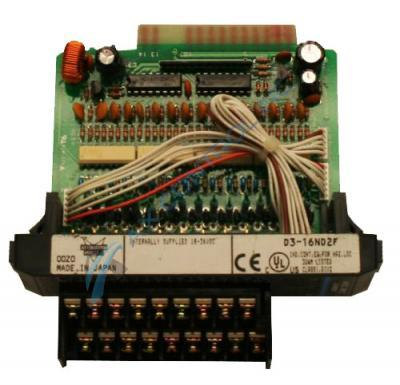 In Stock! Automation Direct Koyo PLC Direct 16 Point 24VDC Source Input Module. Call Now! | Image