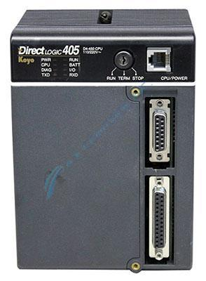 In Stock! Automation Direct Koyo PLC Direct AC 31.5K Memory CPU. Call Now! | Image