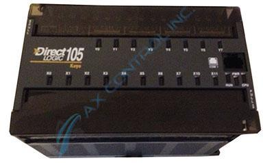 In Stock! Automation Direct Facts Engineering Koyo PLC Direct 10 DC Input 8 AC Output 85-265VAC. Cal