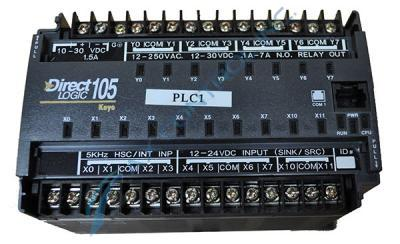 In Stock! Automation Direct Facts Engineering Koyo PLC Direct 10 DC Input 8 DC Output85-265VAC. Call