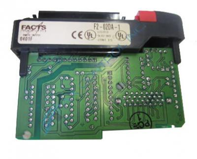 In Stock! Automation Direct Facts Engineering Koyo PLC Direct 2 Channel Analog Output 12 Bit Module.