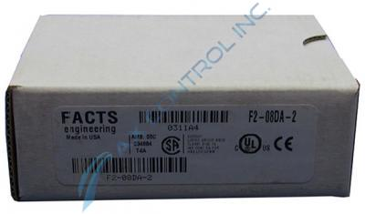 In Stock! Automation Direct Facts Engineering Koyo PLC Direct 8 Channel 0-5VDC or 0-10V DC Analog Ou