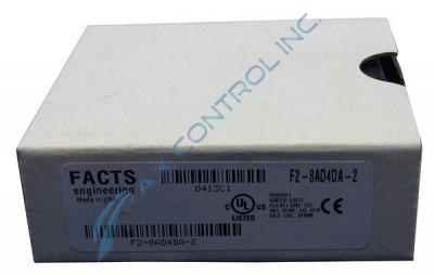 In Stock! Automation Direct Facts Engineering Koyo PLC Direct DL205 16 Bit Combo Analog 8 Channel In