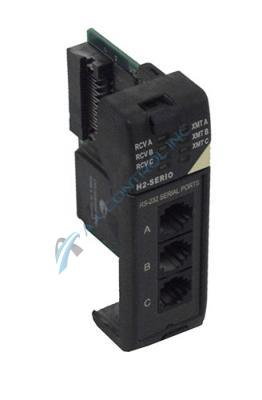 In Stock! Automation Direct Koyo PLC Direct Serial Module with Ports. Call Now! | Image