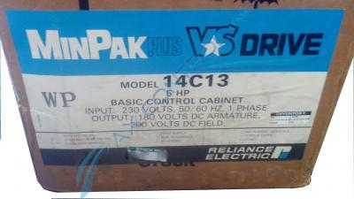 Reliance Electric - MinPak Plus - 14C13 - Wiring