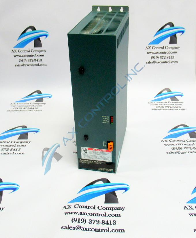 Psm50es rev u in stock reliance electric bru 500 series for Electro craft servo motor specifications