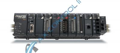 In Stock! Automation Direct Koyo PLC Direct 8 Channel Voltage Analog Output Module. Call Now! | Imag