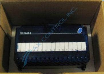 In Stock! Automation Direct Koyo PLC Direct 16 Channel Voltage Analog Input Module. Call Now! | Imag