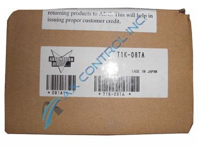 In Stock! Automation Direct Koyo PLC Direct 8 Point 17-240VAC Output Module. Call Now! | Image