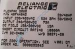 Reliance Electric Rockwell FlexPak 3000 50HP Drive. Call Now! - Wiring Diagram Image