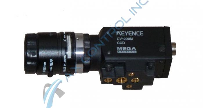 Cv 200m In Stock Keyence Cv 3000 Series Black And White