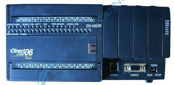Automation Direct PLC KOYO D0-06DR-D
