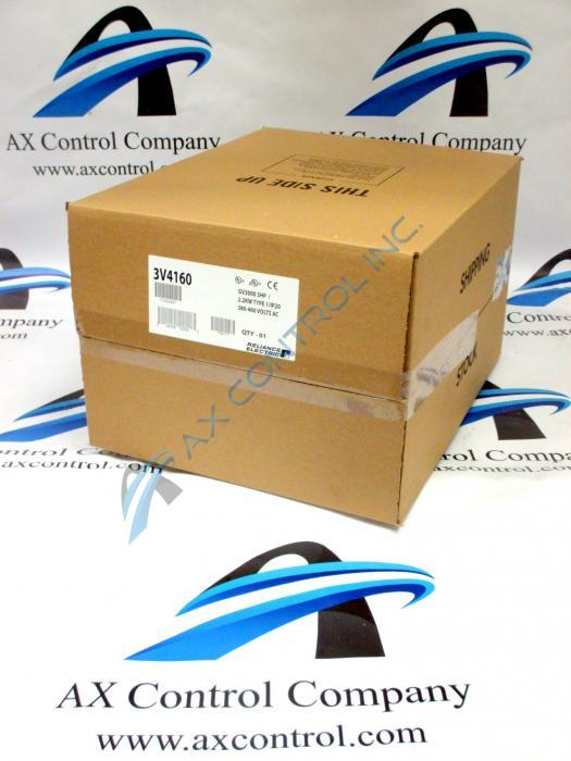 3v4160 In Stock Reliance Electric Gv3000 Drives